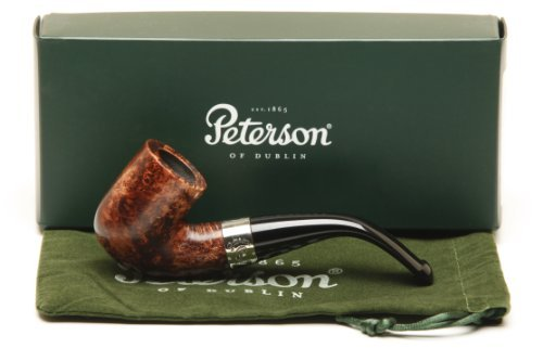 Peterson Aran 338 Tobacco Pipe PLIP by Peterson