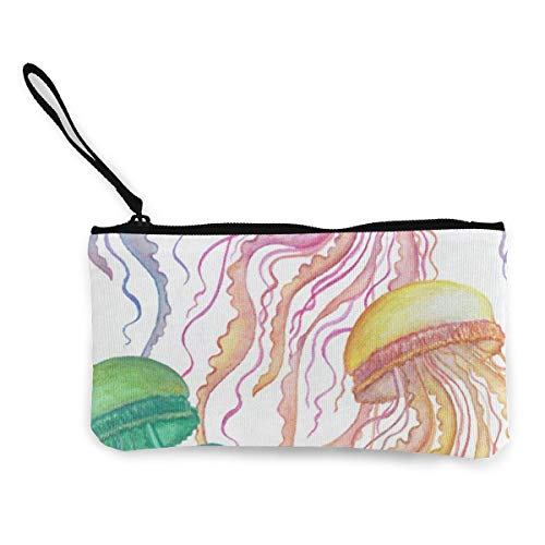 Canvas Coin Purse Jellyfish...