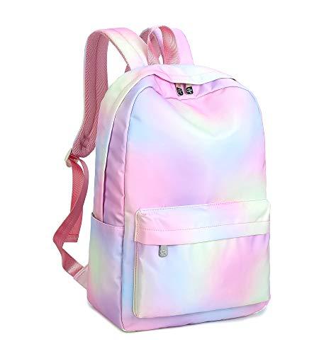 Leaper Fashion School Backpack Bookbags College Bag Women Travel Bag Satchel