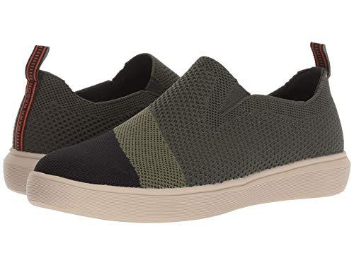 [SKECHERS(スケッチャーズ)] メンズスニーカー?ランニングシューズ?靴 Cedar Olive/Black 10.5 (28.5cm) D - Medium