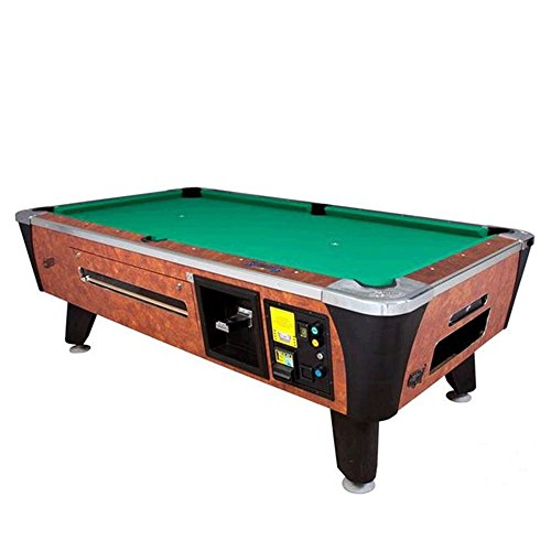 Valley-Dynamo Dynamo Sedona Coin Op 8' Pool Table with DBA