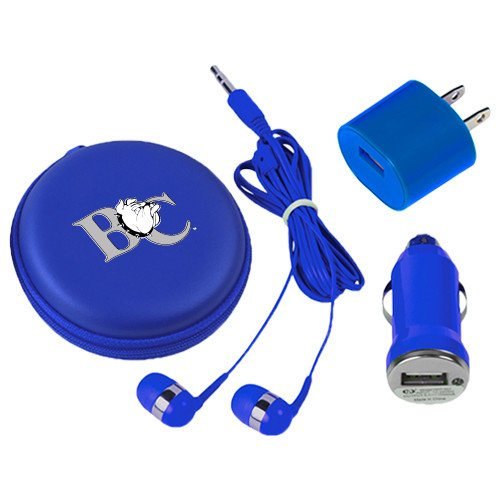 Barton 3 in 1 Royal Audio Travel Kit 'Official Logo' by CollegeFanGear