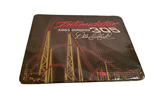 Kings Dominion Intimidator 305 Dale Earnhardt Nascar 8  X 10  Pc Computer Mouse Pad