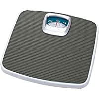 Gadget Tree Bolt Analog weight Machine For Human Body, Full Iron Body Mechanical Weighing Scale (Grey)