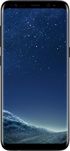Samsung Galaxy S8 SM-G950UZKAXAA GSM/CDMA Factory Unlocked 64GB – US Warranty (Midnight Black)
