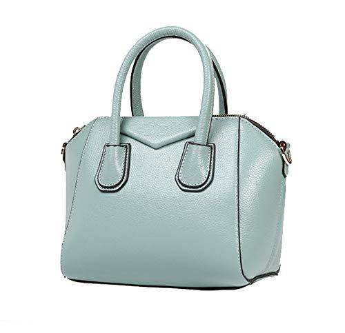 Crossbody Womens Hobo Bags Women's Lake Storage Bag Single Female color Xuanbao Black Blue Handbag Fashion Shoulder Leather Totes Commuter Tote Ladies Strap aqOFIw