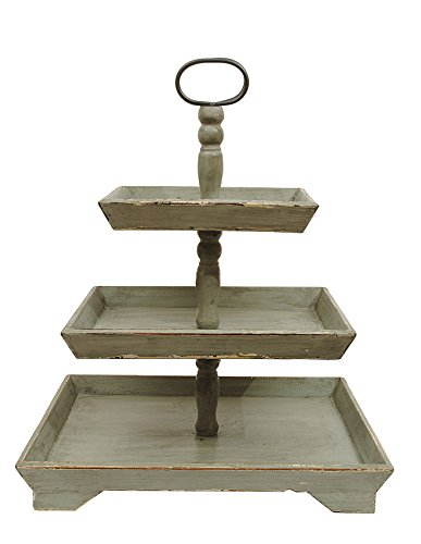 Creative DA4440 Bungalow Decorative Three Tier