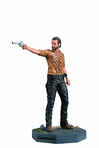 Eaglemoss The Walking Dead Collector's Models: Rick Grimes Figurine