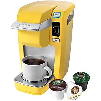 Amazon Com Keurig K10 Mini Plus Brewing System Banana