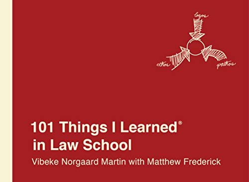 101 things i learned in law school kindle 感想 vibeke 読書メーター