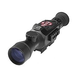 ATN X-Sight II HD 3-14 Smart Day/Night Rifle Scope w/1080p Video, Ballistic Calculator, Rangefinder, WiFi, E-Compass, GPS, Barometer, iOS & Android Apps