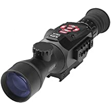 ATN X-Sight II 3-14x/50mm Smart Day & Night Rifle Scope w/1080p Video, Ballistic Calculator, Rangefinder, WiFi, E-Compass, GPS, Barometer, IOS & Android Apps