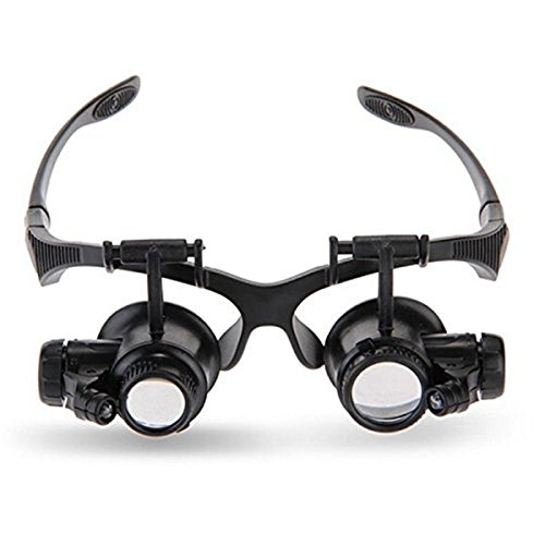 Allytech Glasses Jeweler Magnifying Magnifier product image