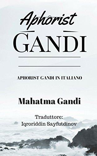 Aforismi di Mahatma Gandhi (Italian Edition) image