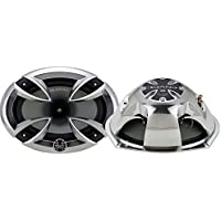 Brand-X XXLHD69 6 X 9 High Definition Fullrange Speaker System