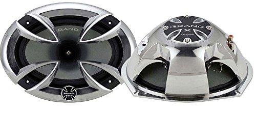Brand-X XXLHD69 6'' X 9'' High Definition Fullrange Speaker System