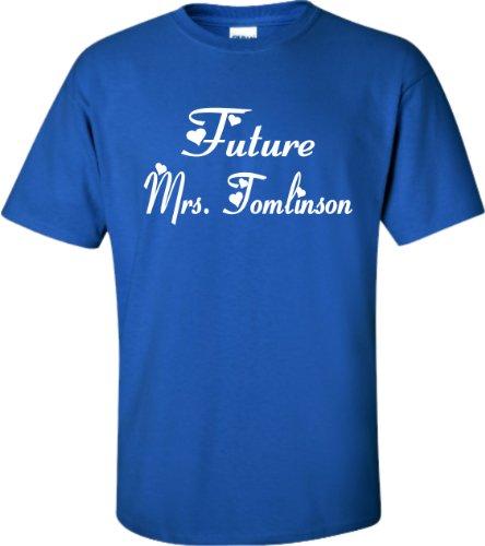 YL 14-16 Royal Youth Future Mrs. Tomlinson T-Shirt