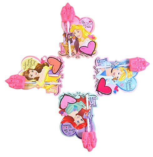 Disney Princesses Candy Card and Lollipop Classroom Exchange, 28 ()