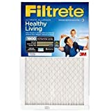 20x25x1 (19.7 x 24.7) Filtrete 1900 Ultimate Allergen Reduction Filter by 3M (4 Pack)