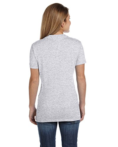 Hanes-Womens-Nano-T-V-Neck-T-Shirt