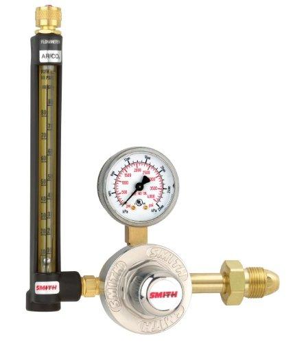 30 Series Flowmeter Regulator 30 psi, 2'', Argon, Carbon Dioxide, Helium by Miller Electric