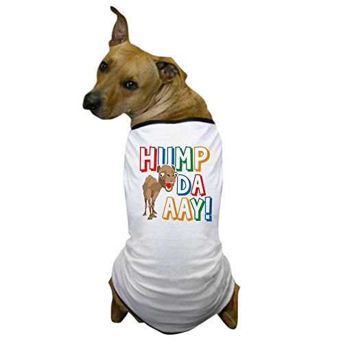 CafePress - Humpdaaay Wednesday - Dog T-Shirt, Pet Clothing, Funny Dog Costume -