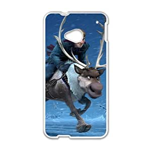 HUAH Brave Kristoff And Sven Design Best Seller High Quality Phone Case For HTC M7 by supermalls