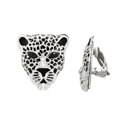 animal clip on earrings - 2