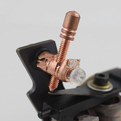 The copper carved carved machine secant tattoo machine tattoo equipment professional tattoo machine
