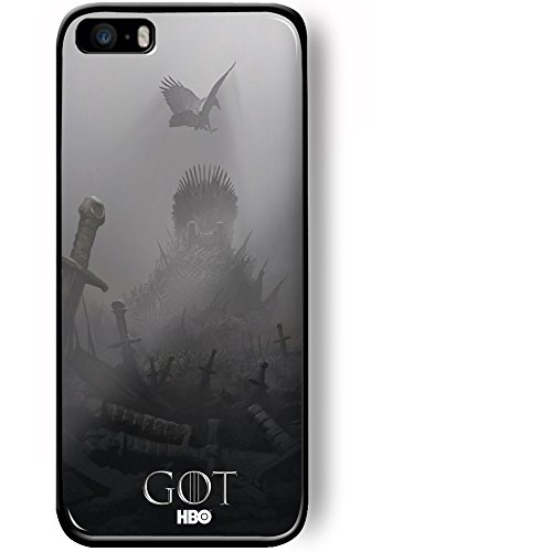 Game of Thrones Season 4 Cover for iPhone 5/5s Black case