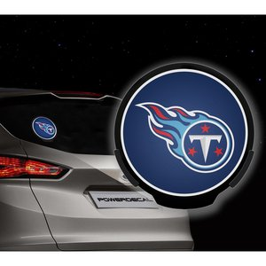 Rico NFL Tennessee Titans Power Decal, One Size