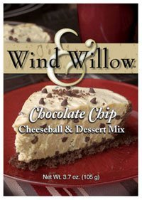 Wind & Willow Chocolate Chip Cheeseball & Dessert Mix by Wind & (Chocolate Chip Cheeseball)