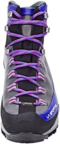Blue Blue La Woman Iris Leather Trk Gtx purple Escursionismo Da Donna Alti purple Stivali Sportiva Trango 0rqIw60