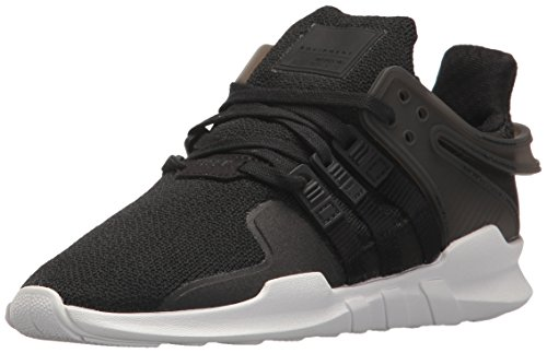 adidas Originals Boys' EQT Support Adv C, Black/Black/White, 3 M US Little Kid