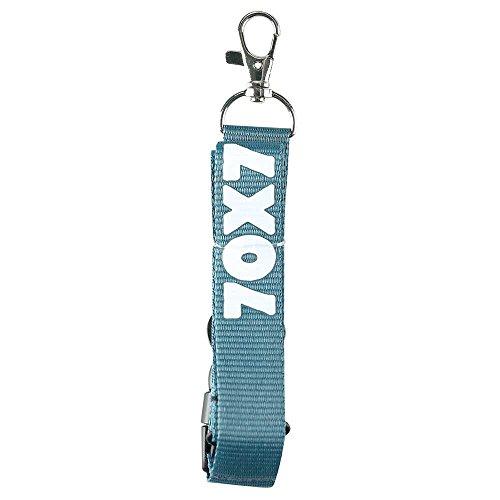 Forgive 70 x 7 Times Teal Christian Key Chain Lanyard ()