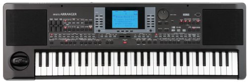 Korg microARRANGER 61-Key Keyboard Production Station