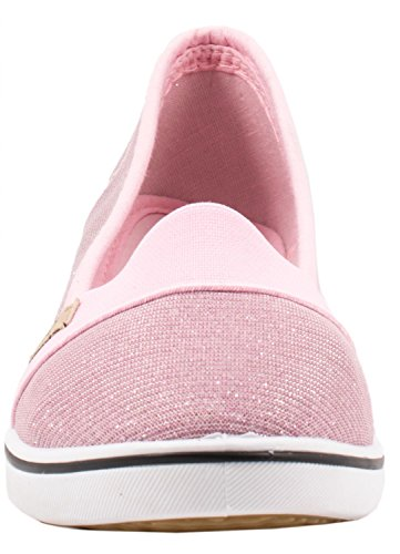 De Elara Rosa Mujer Casa Zapatillas 8qqP5w1U