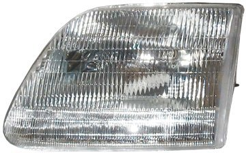 Aftermarket Replacement Headlight Headlamp Assembly Clear Lens Front Driver Side Left LH New ()