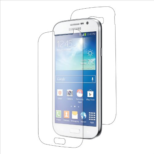 (2-Pack) StealthShields Full Body Screen Protector for Samsung Galaxy Grand Neo Plus (Ultra Clear)