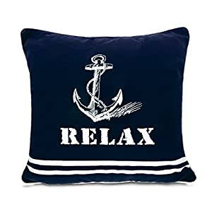 41eOD4y2k3L._SS300_ 100+ Coastal Throw Pillows & Beach Throw Pillows