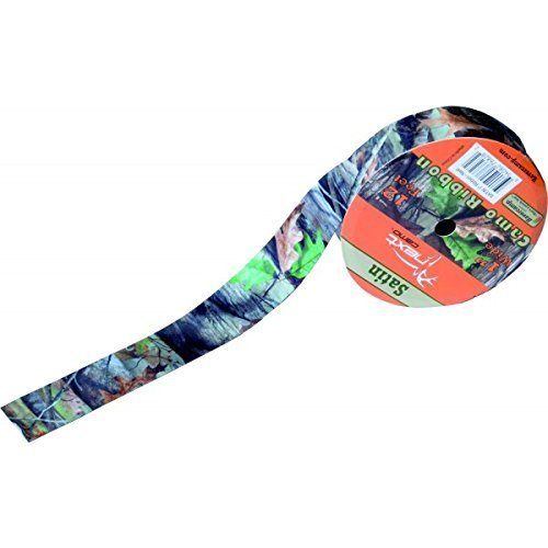 Camo Satin Ribbon (1