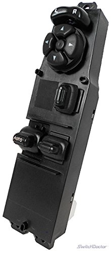 SWITCHDOCTOR Window Master Switch for Dodge Ram 2002-2009 (2 ()
