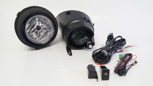 Fog Lights / Lamps Kit OEM Replacement for Toyota Tundra (Fog Lamp Kit Part)
