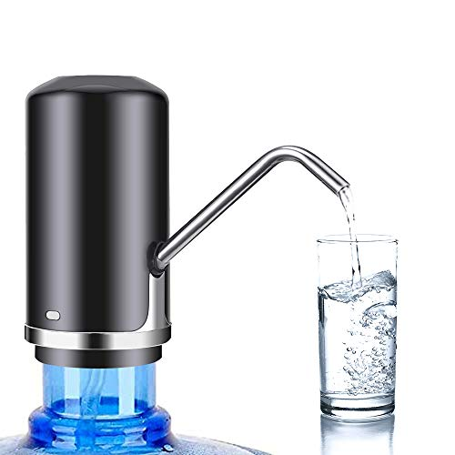 Housedeco Wireless Auto Electric Gallon Bottled Drinking Portable Water Pump