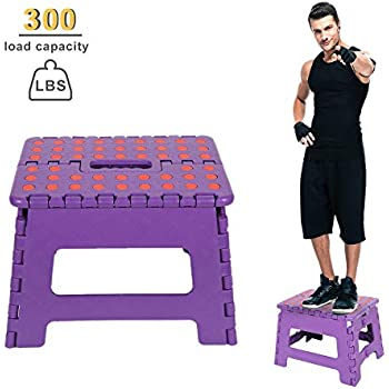 Amazon Com Dporticus Super Strong Folding Step Stool With