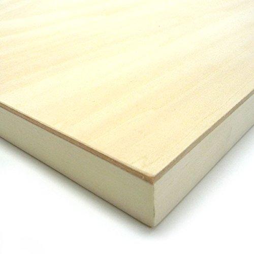 木製パネル シナベニヤパネル F8 (455×380mm) 10枚パック