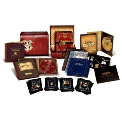 Amazon.com: Harry Potter Collection, 12 DVD Limited Edition ...