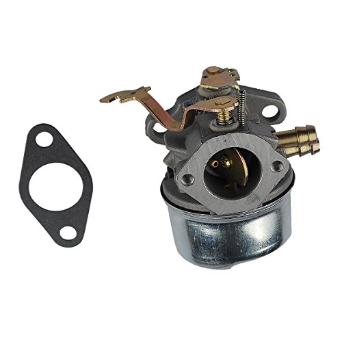 Mckin Carburetor Carb for Tecumseh 640340 640060 640060a 640222 640222a 640306a Oh195ea Ohh50 Ohh55 Ohh60 Ohh65 Engines Carburettor by Mckin