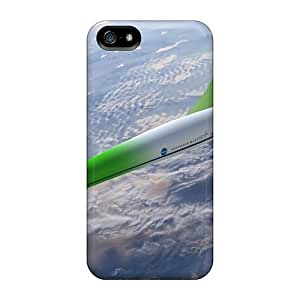 Awesome LastMemory Defender Tpu Hard Case Cover For Iphone 5/5s- Space Shuttle Nasa Experimental Aircraft wangjiang maoyi