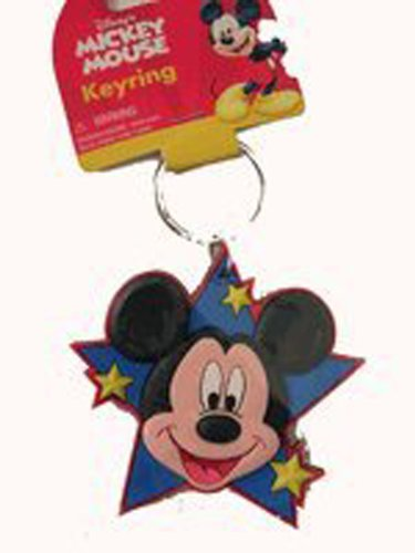 All Star Key Tag - Disney Mickey Mouse All Star Keychain